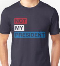 Not My President Trump T-Shirt