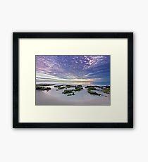 North Cottesloe Beach, Perth, Western Australia Framed Print