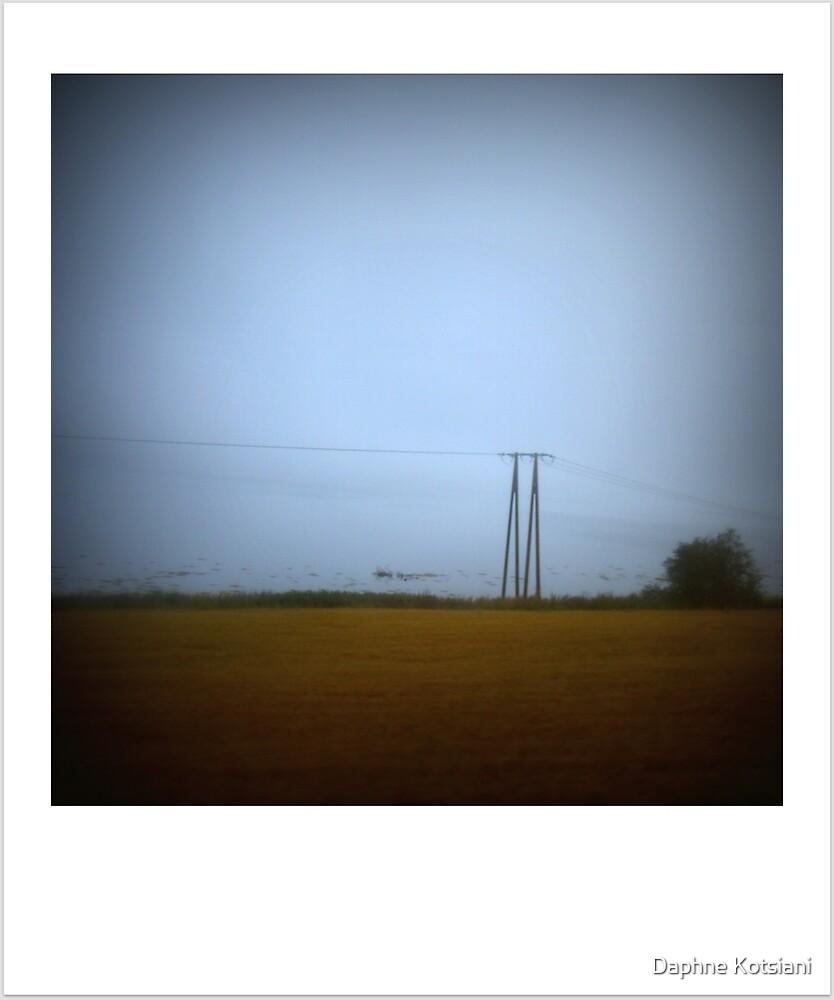 end of journey by Daphne Kotsiani