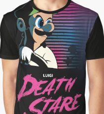 Death Stare Graphic T-Shirt