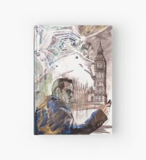 Sherlock: Jim Moriarty Hardcover Journal