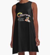 Contra - NES A-Line Dress