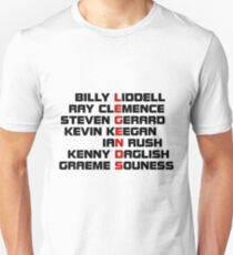 LEGENDS LIVERPOOL T-Shirt