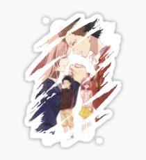 Nishimiya Shouko and Ishida Shouya Sticker