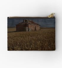 Burra Homestead Ruin in Moonlight Studio Pouch