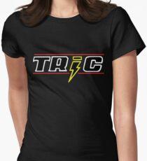 TRIC Tailliertes T-Shirt für Frauen