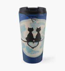Moonlight serenade Travel Mug