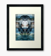 The strength I need to feel Framed Print