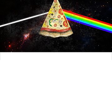 The Dark Side of the Pizza T-shirts Men Women by philsgiftshop