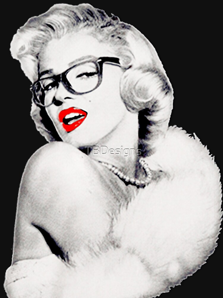 Nerdy Marilyn by TBDesigns