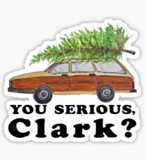 You serious, Clark? Sticker