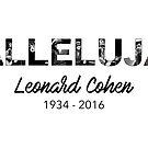Hallelujah - Leonard Cohen Tribute by Daniel Lucas