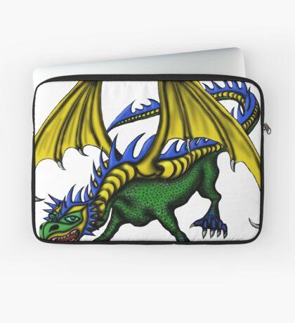 Dragon cartoon drawing art Laptop Sleeve
