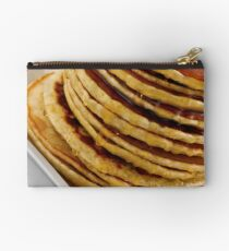 Stack of pancakes with syrup Studio Pouch