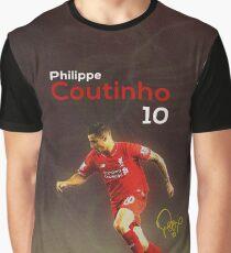 Philippe Coutinho 10 Graphic T-Shirt