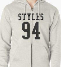 Styles 94 Zipped Hoodie