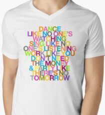 DANCE LIKE THERE'S NO TOMORROW T-Shirt