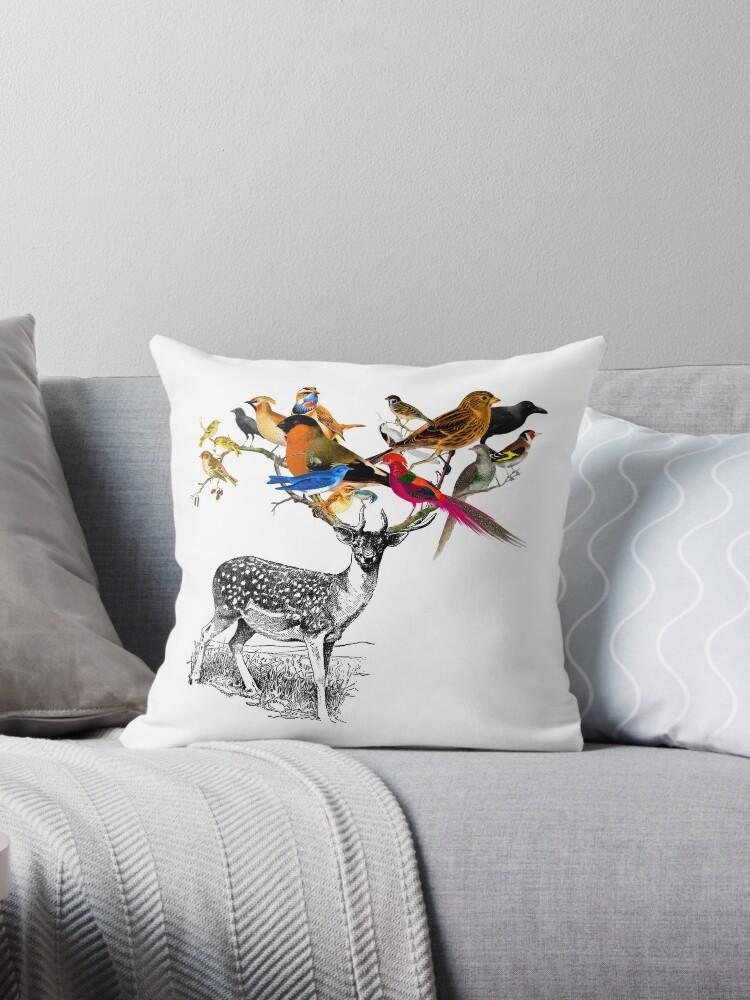 Hirschvogel von TheLoveShop