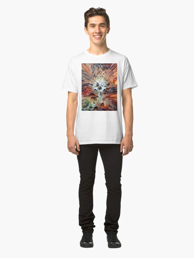 Alternative Ansicht von Rem Zustand Classic T-Shirt
