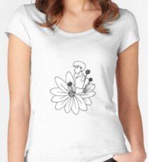 Flower Boy Women's Fitted Scoop T-Shirt