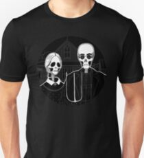 Skeleton Gothic T-Shirt