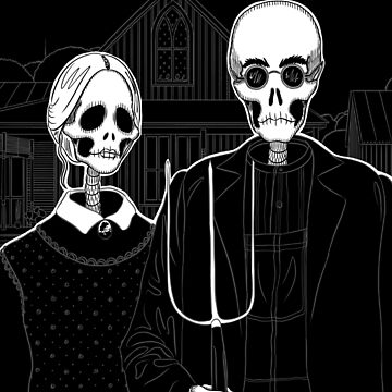 Skeleton Gothic by Stack