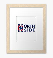 Chicago Cubs North Side Framed Print