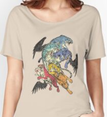 Seven Caged Tigers Women's Relaxed Fit T-Shirt