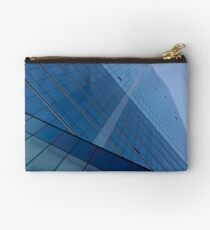 Glass High Rise Late Afternoon Studio Pouch