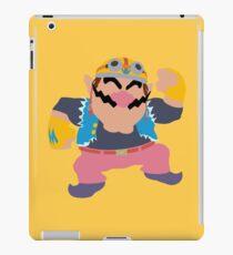 Smash Bros - Wario iPad Case/Skin