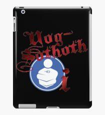 Yog-Sothoth (Crazy) I iPad Case/Skin