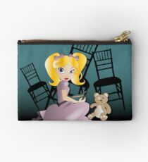 Twisted Tales - Goldilocks Tee and iPhone Case Studio Pouch