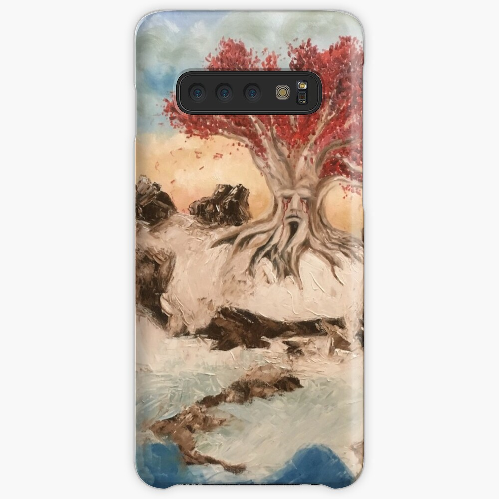 Game of Thrones Weirwood Tree Case & Skin for Samsung Galaxy