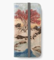 Game of Thrones Weirwood Tree iPhone Wallet/Case/Skin