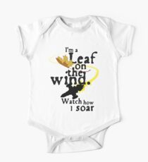Leaf on the wind One Piece - Short Sleeve