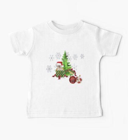 Christmas Cat  (6663 Views) Kids Clothes