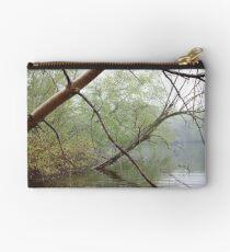 Birch Tree Waterscape 3203 Studio Pouch