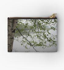 Birch Tree Waterscape 3235 Studio Pouch