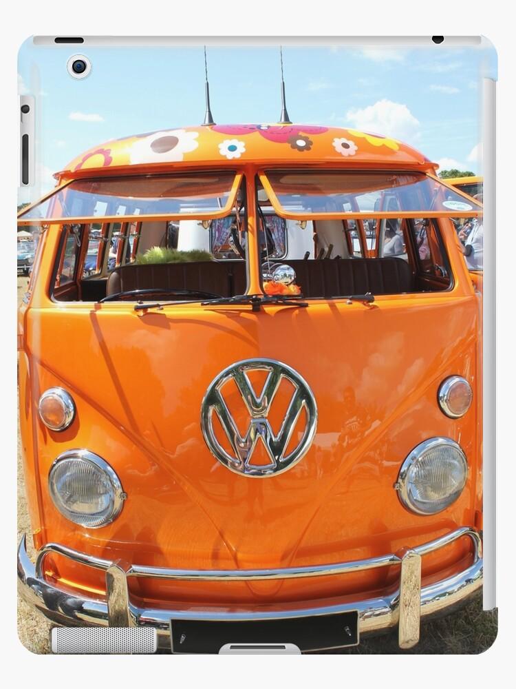 Beautiful Orange Camper! by Vicki Spindler (VHS Photography)