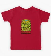 Chattanooga Tennessee Vintage Travel Decal Kids Clothes