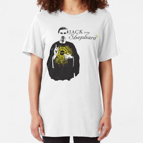 Jack Is My Shephard Slim Fit T-Shirt