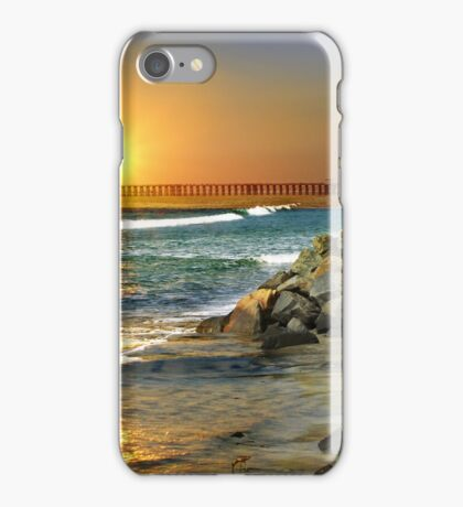 Loved by the Sun (Art & Poetry) iPhone Case/Skin