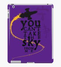 Du kannst den Himmel nicht von mir nehmen. iPad-Hülle & Klebefolie