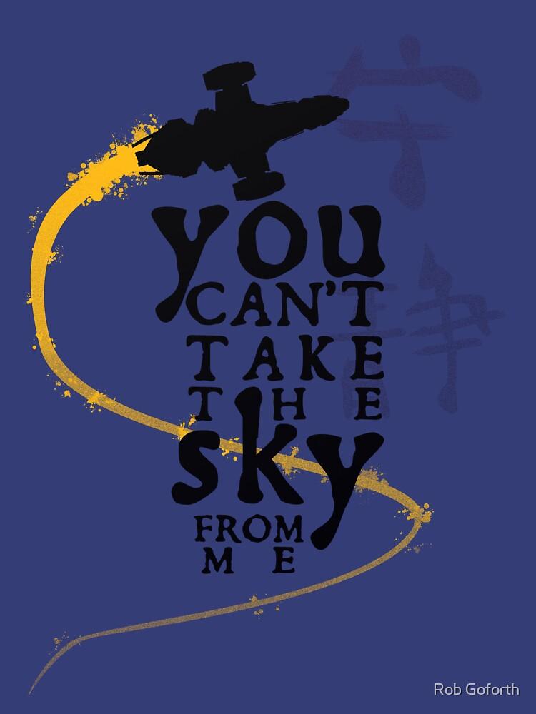 No puedes quitarme el cielo. de Xaphod