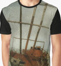 Echoes of piracy Graphic T-Shirt