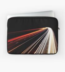 Midnight Traffic Laptop Sleeve