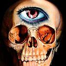 eye skull by Dvf1973