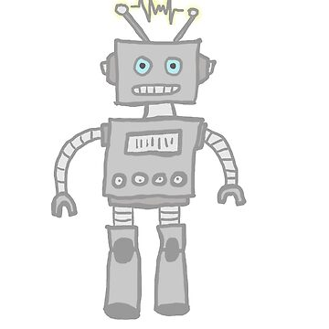 Mr Roboto by diabadassxyz
