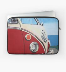 Looking out to sea Laptop Sleeve