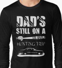 TWD/SPN - Negan/John Winchester's Hunt Trip Long Sleeve T-Shirt